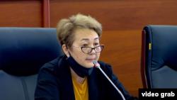 Гүлмира Абдразакова.