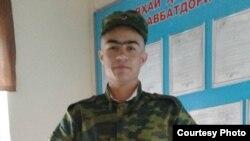 Шамсулло Султонов.