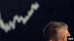 Российские акции рухнули к значениям конца 2005 года