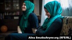 Как в Крыму живет семья узника совести Муслима Алиева (фотогалерея)
