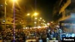 حمص پنجشنبه شب چهارم اوت