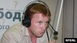 Артем Шевченко, журналіст каналу «ТВі»