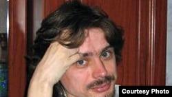 Дмитрий Щелоков, блогер. Уральск, 2009 год. (Фото из личного архива).