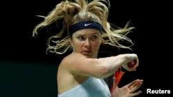 Українська тенісистка Еліна Світоліна (архівне фото)