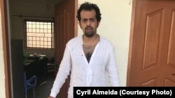 Taha Siddiqui says more than 10 armed men attempted to kidnap him in the Pakistani capital Islamabad on January 10.