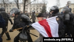 День Волі в Мінську, 25 березня 2017 року