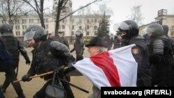 День Воли в Минске, 25 марта 2017 года