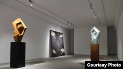 Виставка скульптора Олексія Золотарьовав в арт-просторі FACE Foundation у Києві