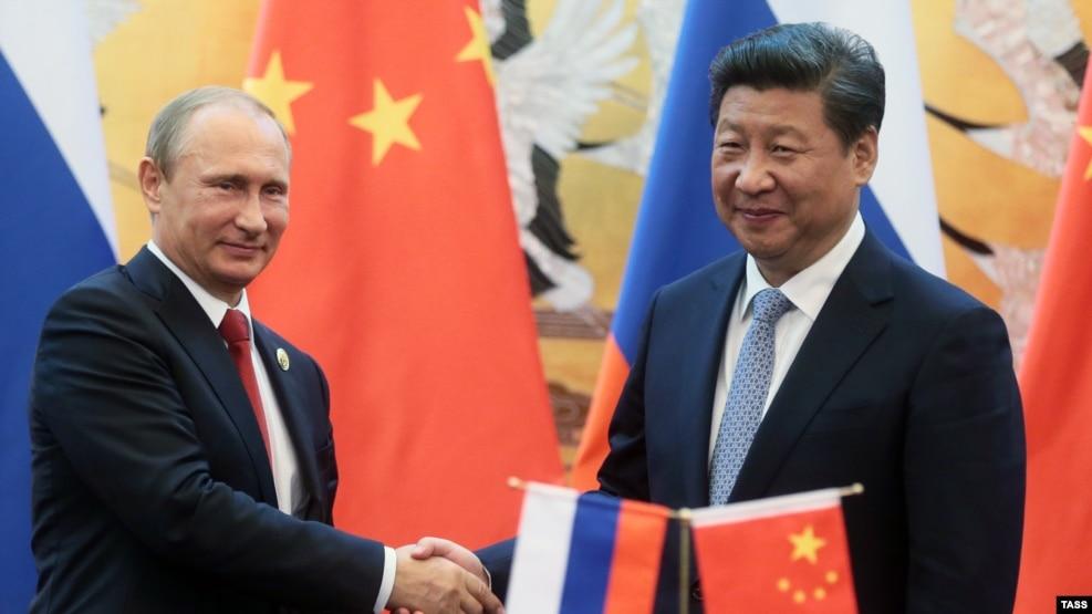 Страшный сон США: война с Россией и Китаем