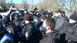 Kyiv Police Make Arrests Following Tougher Quarantine Measures