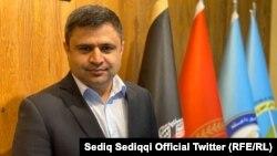 فضل محمود فضلی، رئیس اداره امور ریاست جمهوری افغانستان