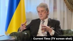 ГПУ вважає, що Ющенко (на фото) допоміг Януковичу заволодіти «Межигір'ям»