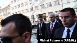 Сербия Президенти Борис Тадич Сараевода.