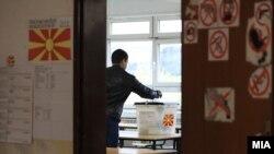 Архивска фотографија - Гласање во вториот круг од претседателските избори 2019