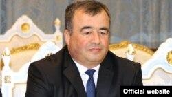 Шералӣ Ганҷалзода