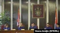 Илустрација, Суд во Србија