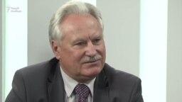 Валянцін Голубеў, гісторык, дэпутат Вярхоўнага Савету 13-га скліканьня.
