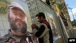 عماد فياض مغنيه، روز سه شنبه در انفجار خودروی حامل وی در محله سوسه در نزديکی يک مدرسه ايرانی در دمشق، پايتخت سوريه، کشته شد. عکس از فرانس پرس