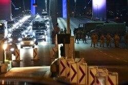 Türkiyəli jurnalist Ərtuğrul Akman İstanbuldakı durumdan danışıb