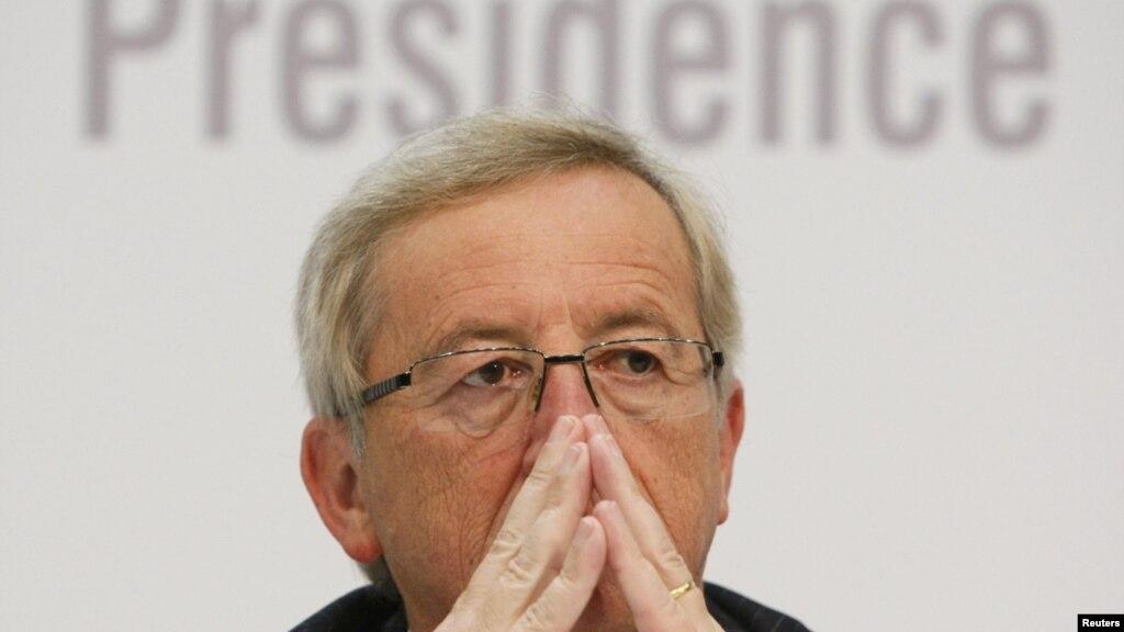 """Juncker: """"Biz Rusiya ilə ya müharibə etməli, ya da sanksiya qoymalıydıq..."""""""