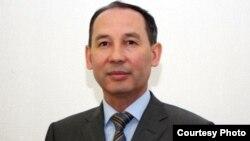 Талғат Мамырұлы, халықаралық қазақ-қытай тілі академиясының президенті. Сурет жеке мұрағаттан алынған.