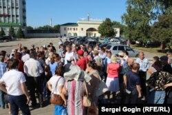 Народный сход рабочих УАЗа