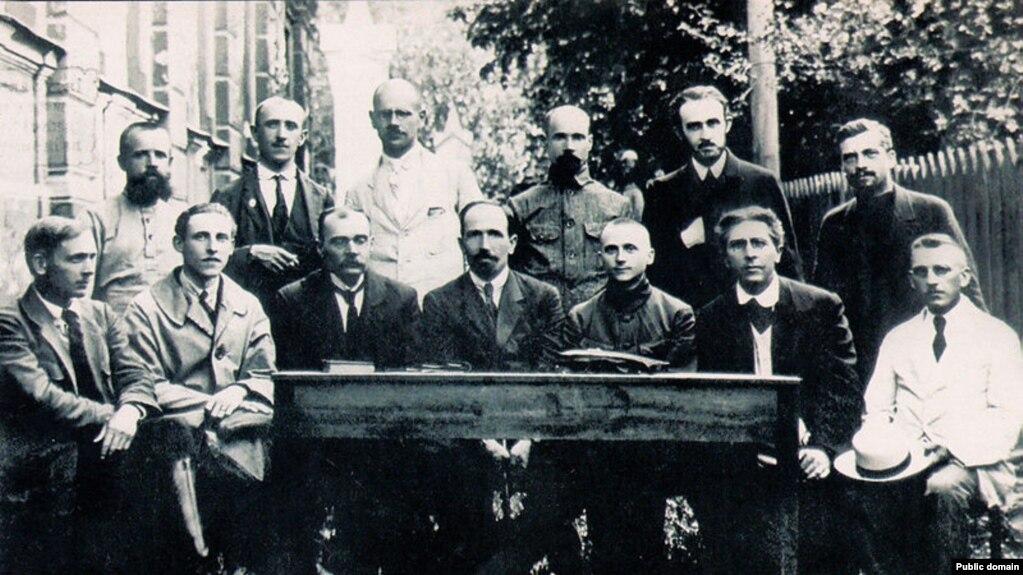 Навуковая камісія Інстытуту беларускай культуры (Інбелкульт), 1922 год, Менск