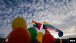 Одна із акцій ЛГБТ, архівне фото