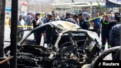 Jedan od napada u Bagdadu 30. maja