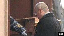 Михаил Ходорковский снова в Москве