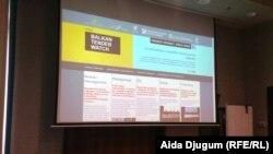 """Sa konferencije """"Kako do efektivne kontrole svrsishodnosti javnih nabavki"""", Sarajevo"""