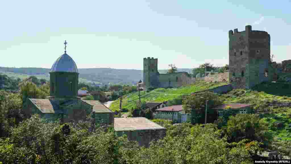 Первое после долгого забвения богослужение в церкви состоялось в 1996 году. Святыня является одной из старейших церквей, сохранившихся на территории Крыма