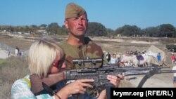 Фэстываль рэканструктатаў у Крыме