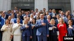 З 15 по 19 липня народні депутати працюватимуть у комітетах, комісіях і фракціях, нагадав голова Верховної Ради