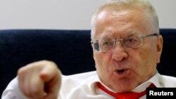 Ռուսաստանի լիբերալ-դեմոկրատական կուսակցության առաջնորդ Վլադիմիր Ժիրինովսկի, արխիվ