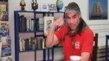 turkmenistan. alik gulhanov video grab