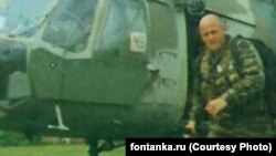 """Dmitry Utkin, who uses the nom de guerre """"Vagner""""and is believed to be the head of an unregistered private military contracting agency called ChVK Vagner"""