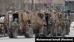 آرشیف، نیروهای ناتو در افغانستان