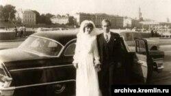 Свадьба будущего президента, июль 1983 года