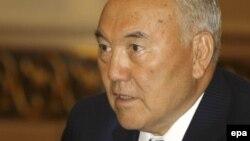 Қазақстан президенті Нұрсұлтан Назарбаев. 2008 жыл