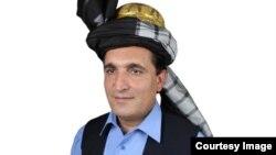 Депутат парламенту Афганістану Гюль Пача Маджиді, якого атакував самогубця