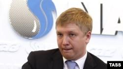 Глава «Нафтогазу України» Андрій Коболєв