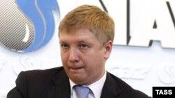 Голова правління «Нафтогазу України» Андрій Коболєв