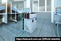 Концентратор може перетворитися на міні-станцію, забезпечуючи киснем кількох пацієнтів одночасно