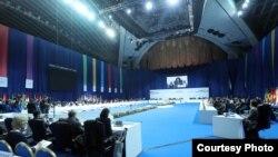 Министерства конференция 17-го саммита Франкофонии, Ереван, 9 октября 2018 г․