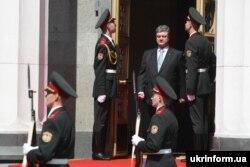 Инаугурация Петра Порошенко 7 июня 2014 года