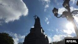 Пам'ятник князю Володимиру в Києві
