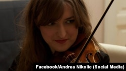 Glazba je univerzalan jezik, poručuje Andrea Nikolić