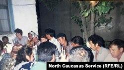 Маунталиева Фатиматан 40 шо кхачар даздечохь даьккхина сурт, 1999-гIа шо