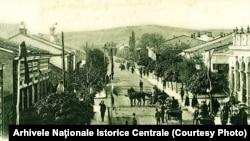 Vaslui, început de secol XX